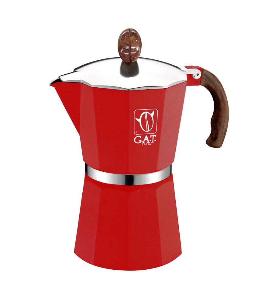 Cafetière   48 tasses   G.A.T.  48 MAGNUM gaz, plaque électrique, vitrocéramique,