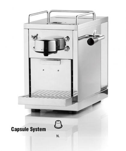 Machine à capsules Svezia compatibles Système Nespresso ®avec 100 capsule  compatibles