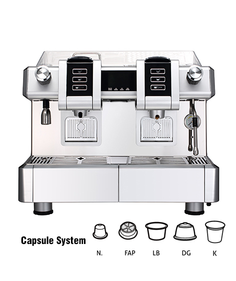 Machine à café professionnelle DOSETTES