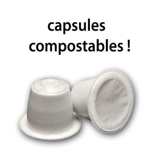 COMPOSTABLE – Dolce Vita, 100xcompatible NESPRESSO®