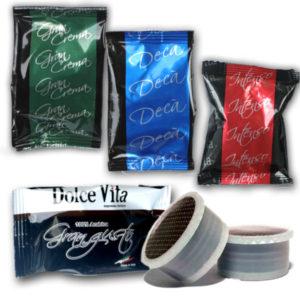 Capsules compatibles Lavazza Point® - Cafés Dolce Vita