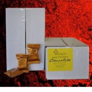 Cafés aromatisés, tisanes, thés, chocolat