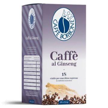 Borbone CAFFÈ AL GINSENG – paquet de 18