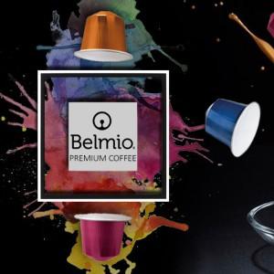 Capsules alu compatibles Nespresso® – Cafés Belmio