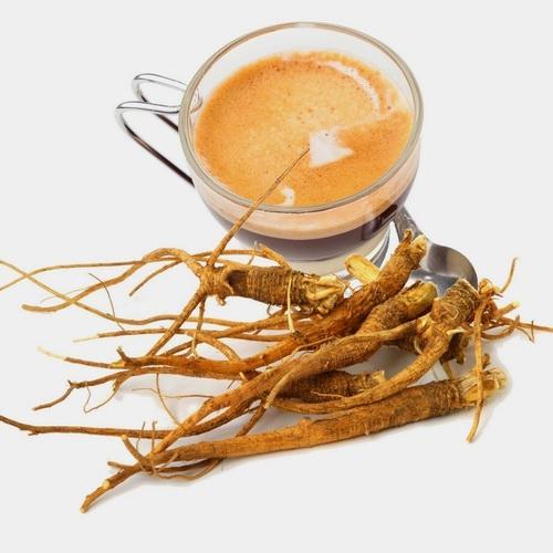 10x Café Ginseng Dolce (sucré) compatible Nespresso