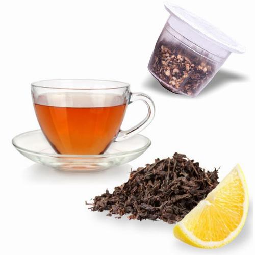 Tè Nero al Limone compatibile Nespresso