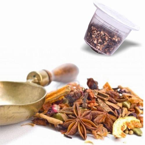 Tisane Bien-Etre, capsules compatibles Nespresso