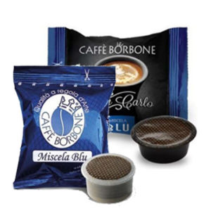 cafe-capsules-Borbone -compatibles-Lavazza ® point et A MODO MIO®