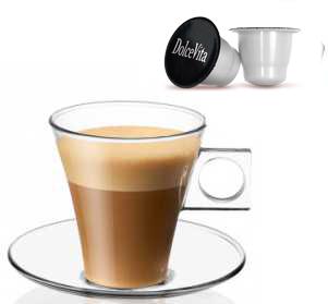 Cappuccino (Macchiato) compatible NESPRESSO®10x