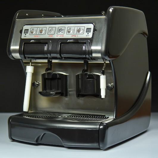 machine caf professionnelle twin cups caf in. Black Bedroom Furniture Sets. Home Design Ideas