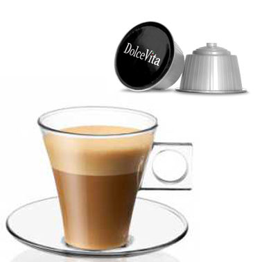 CORTADO LIGHT decà compatible DOLCE-GUSTO® 16x