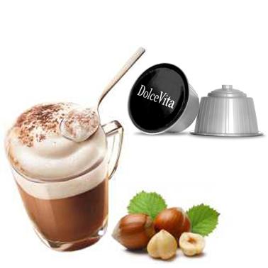 Caffé nocciola  Light compatibile DOLCE-GUSTO® 16X