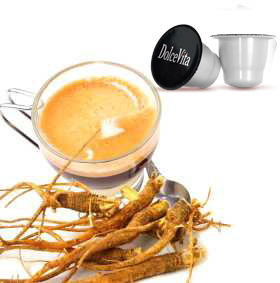 Ginseng  10x( Light) compatible Nespresso * wellness