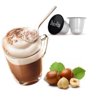 Café Noisette  Light compatible Nespresso