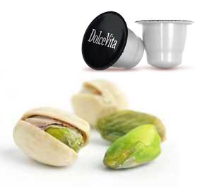 Pistacchio (Cappuccino à la Pistache) compatible Nespresso*-de-10-capsules-